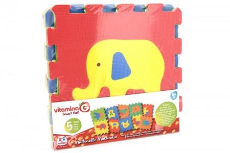 Podne puzle 32 x 32 cm životinje Vitamina ( GLO05049 )
