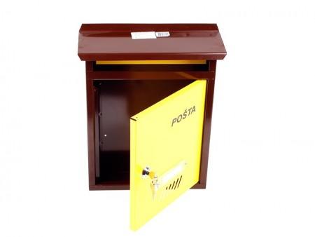 Domaći poštansko sanduče evropsko ( M0119 )