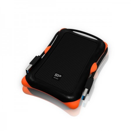 Silicon Power Armor A30 2.5 enclosure USB 3.0 black shockproof ( RACKA30/Z )