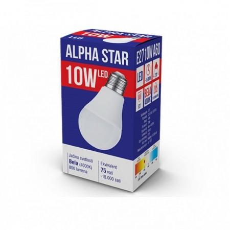 Alpha Star E27 10W 800LM 4.000K 15.000H sijalica ( E2710ASD/Z )