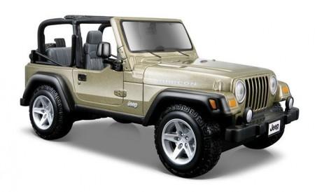 Maisto Metalni automobil 1:27 Jeep Wrangler Rubicon ( 0125368 )