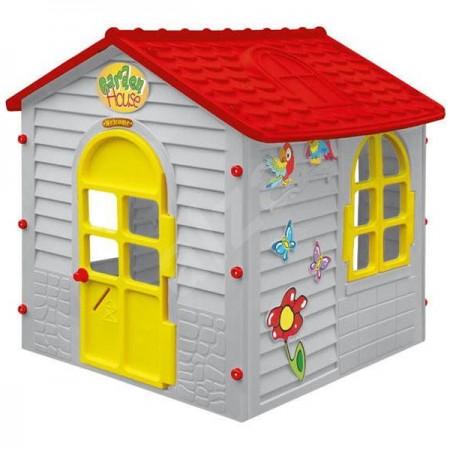 Dečija kućica Sivo-crvena ( 04/11156 )