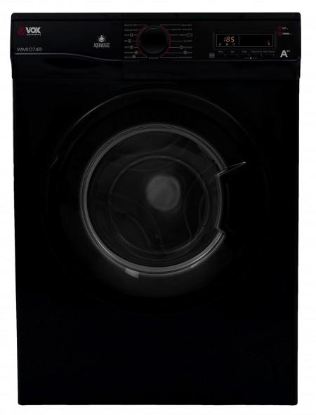 Vox WM 1074 black Mašina za pranje veša