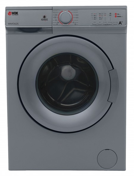 Vox WM 1062 silver Mašina za pranje veša