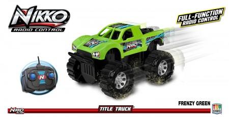 Nikko Auto na daljinsko upravljanje 1:40 Scale Title Truck sorto ( 0127029 )