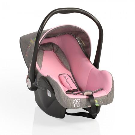 Cangaroo Autosedište Baby travel pink ( CAN7028PK )