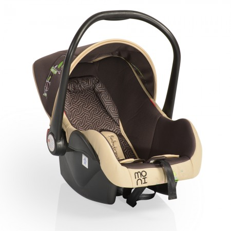 Cangaroo Autosedište Baby travel brown ( CAN7028BR )