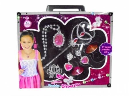 Hk Mini igračka set nakit za devojčice, mali ( 6180132 )