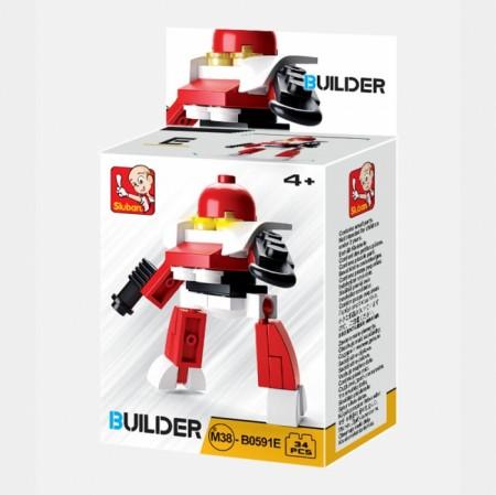 Sluban kocke robot 30kom ( 6880545 )