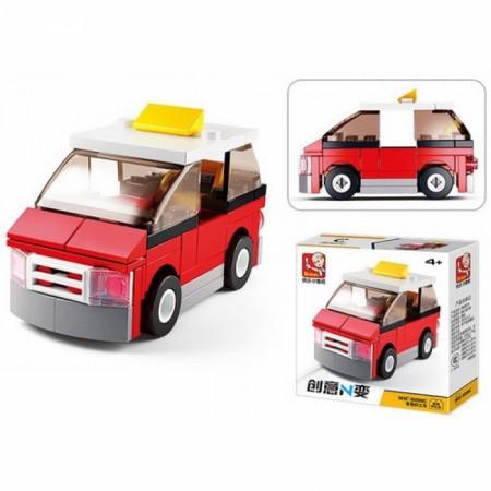 Sluban kocke taxi 55kom ( 6880534 )