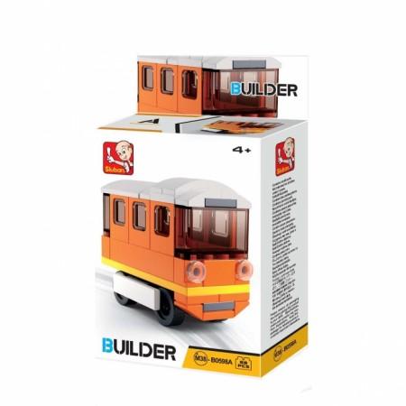 Sluban kocke tramvaj 59kom ( 6880532 )
