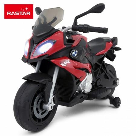 Rastar - BMW motocikl 12V - akumulator RC ( 6600352 )