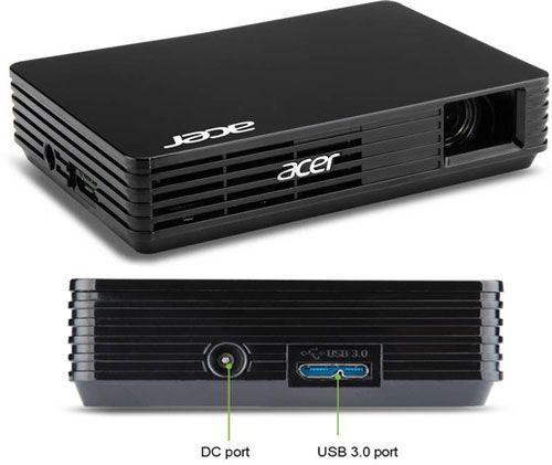 Acer C120 LED projektor + poklon torba (EY.JE001.002)