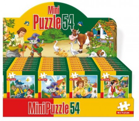 Mini Puzzle 54PCS FAIRY 1/40 ( 07/60471 )