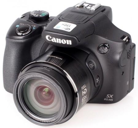 Canon PShot SX60 HS