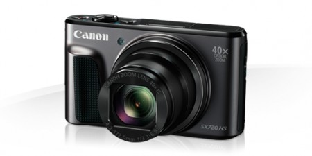 Canon PowerShot SX720HS BK