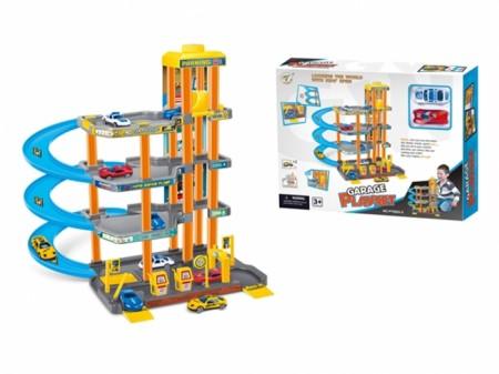 Qunsheng Toys parking sa liftom ( 6610014 )