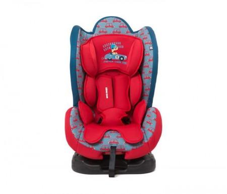Kikka Boo Autosedište Bon voyage+sps-red cars 0-25kg ( 31002060004 )