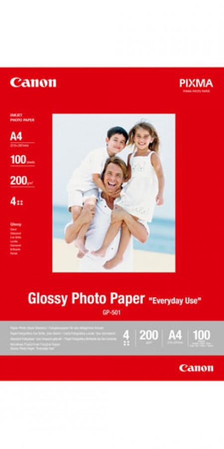 Canon GP-501 A4 5sh Foto papir