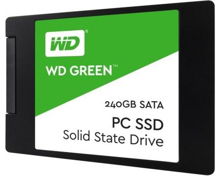 WD 240GB 2.5 SATA III WDS240G2G0A Green SSD