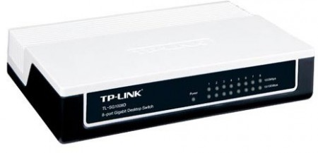 TP-Link TL-SG1008D LAN Switch 8port 10/100/1000