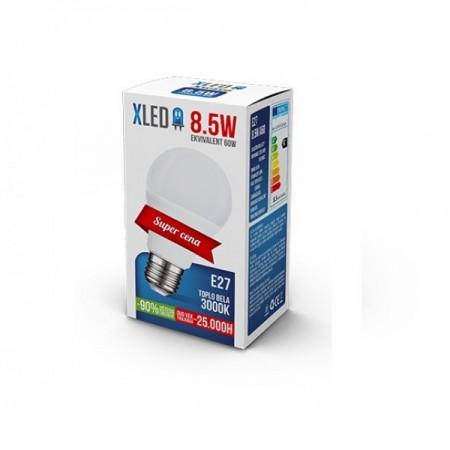 Xled E27 8.5W 638LM 3000K 30000H sijalica ( E2785X/Z )