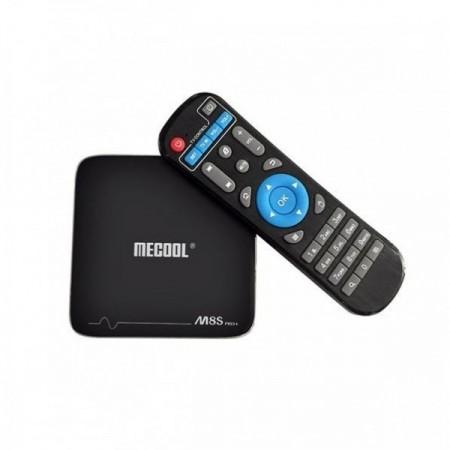Gembird GMB-M8S PRO+ Smart TVBox S905X QC/2GB/16GB/4K/ANDROID 7.0 ( BOXM8S )