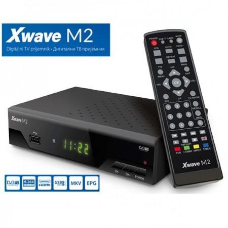 Xwave M2 SET TOP BOX ( DVBT2M2 )