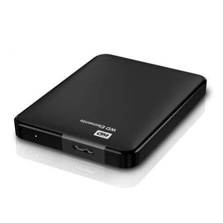 WD 750GB Elements Portable 2.5˝ ( WDBUZG7500ABK-WESN )