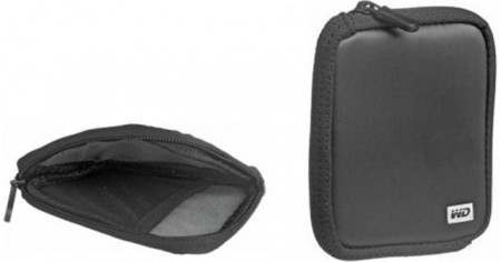 WD My Passport Neopren Case Black ( WDBABK0000NBK-ERSN )