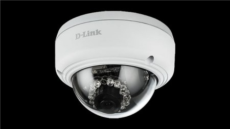 D-Link IP mrežna kamera za video nadzor DCS-4602EV