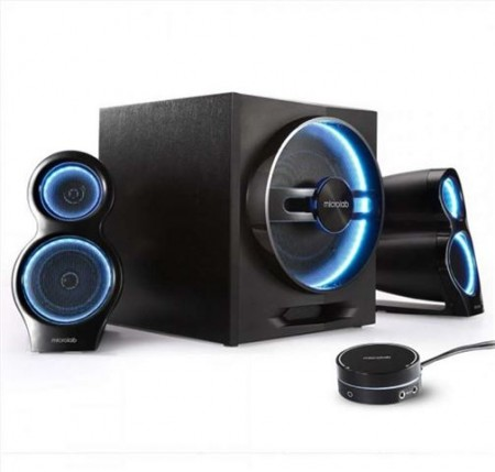 Microlab T10 2.1 Bluetooth zvučnici