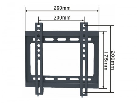 TV nosac FIX 17- 42 do 25kg crn  ( FIX 17-42 )