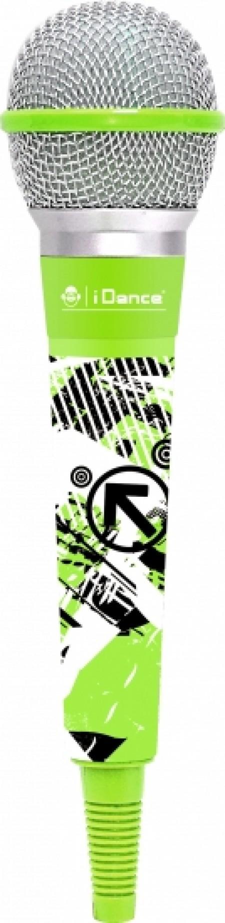 iDance Microphone CLM1 Green ( 028829 )