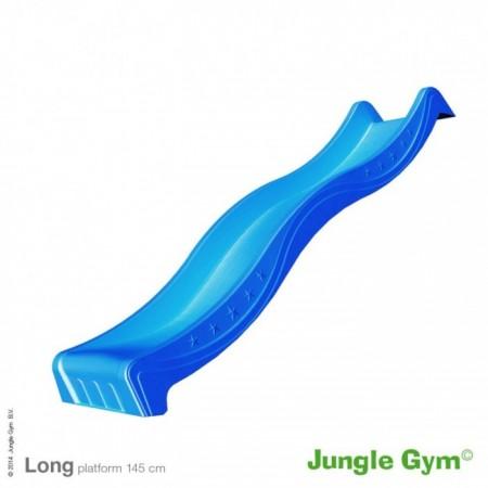 Jungle Gym - Tobogan Spust - Star Slide Long 265 cm ( plavi )