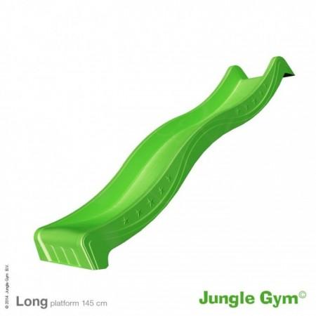 Jungle Gym - Tobogan Spust - Star Slide Long 265 cm ( zeleni )
