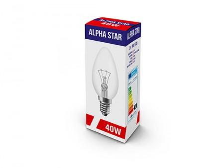 Alpha Star E14 40W sijalica