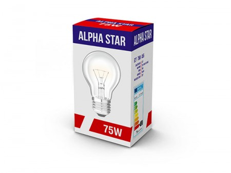 Alpha Star E27 75W sijalica