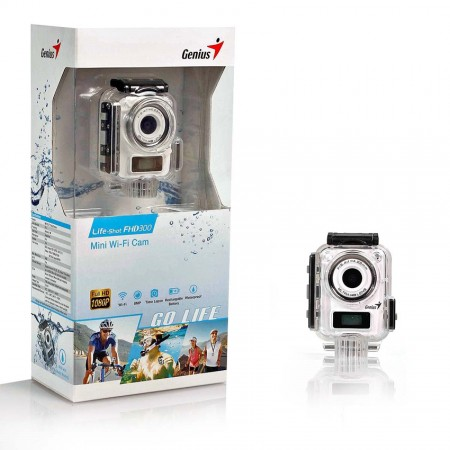 Genius Life Shot FHD300 action camera
