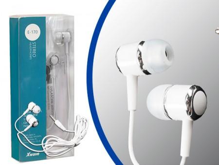 Xwave E-170 white slušalice