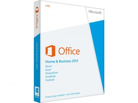Microsoft Office Home and Bussines 2013 OEM ger ( T5D-01628 )