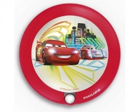Philips noćno svetlo Cars crvena LED ( 71765/32/16 )
