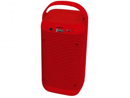 Xwave B POWER TULL BT/FM/HiFi/MicroSD crveni zvučnik