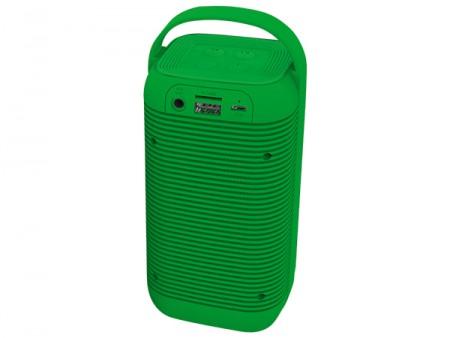 Xwave B POWER TULL BT/FM/HiFi/MicroSD zeleni zvučnik