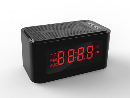 Xwave B HOME BT/FM/Alarm/MicroSD crni zvučnik
