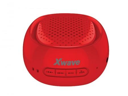 Xwave B COOL BT/FM/USB/MicroSD crveno-crveni zvučnici