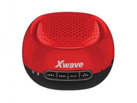 Xwave B COOL BT/FM/USB/MicroSD crveno-crni zvučnici