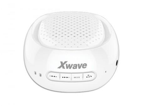 Xwave B COOL BT/FM/USB/MicroSD belo-beli zvučnici