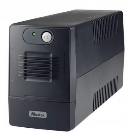 Mustek PowerMust 800EG Line Interactive Schuko
