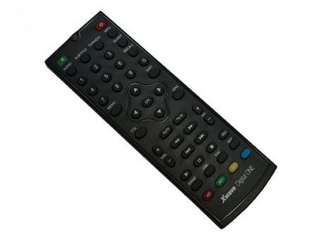 Xwave Daljinski za Set Top Box Digital One Serija I